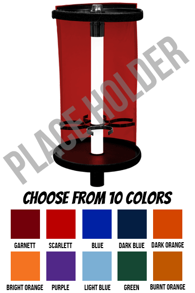 Choose from 10 colors
